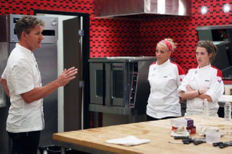 hells kitchen season 13 spoilers week 2 16 chefs compete video - Hells Kitchen Season 13 2
