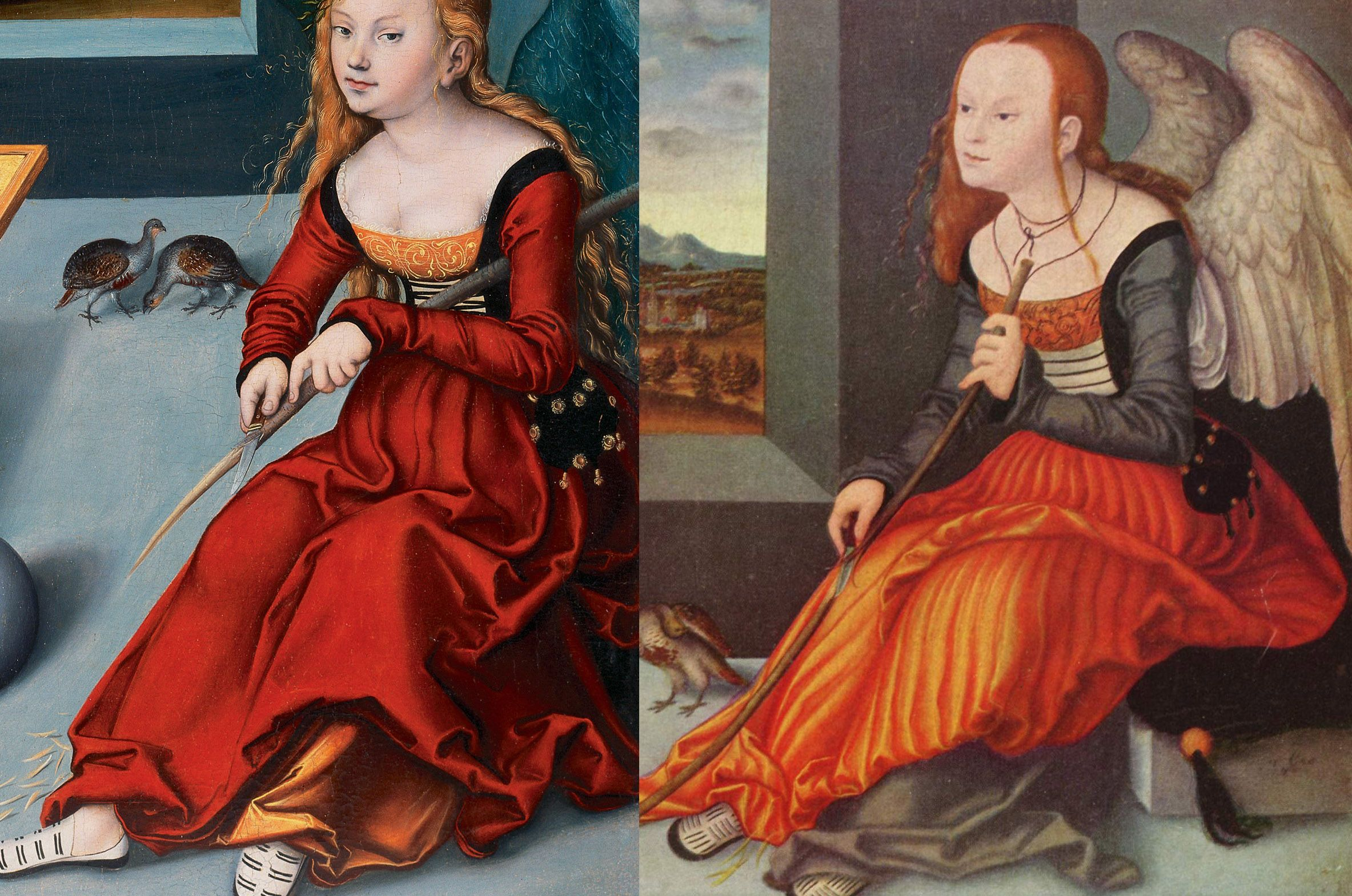 Cranach Gown Part 1: Reserch | 16th century and Paintings