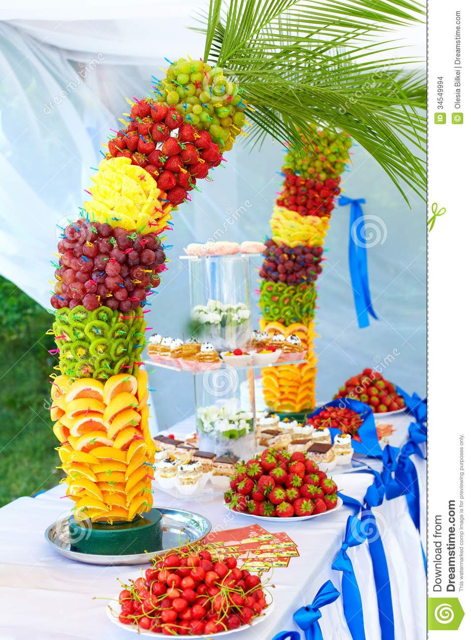Fruit party decoration ideas essen pinterest fruit for Decoration fruit