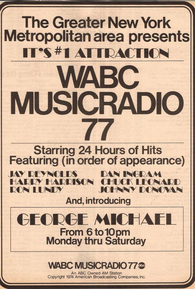 Pin By Betty Lake On Golden Days Of Radio Music Radio Radio Flyer George Michael