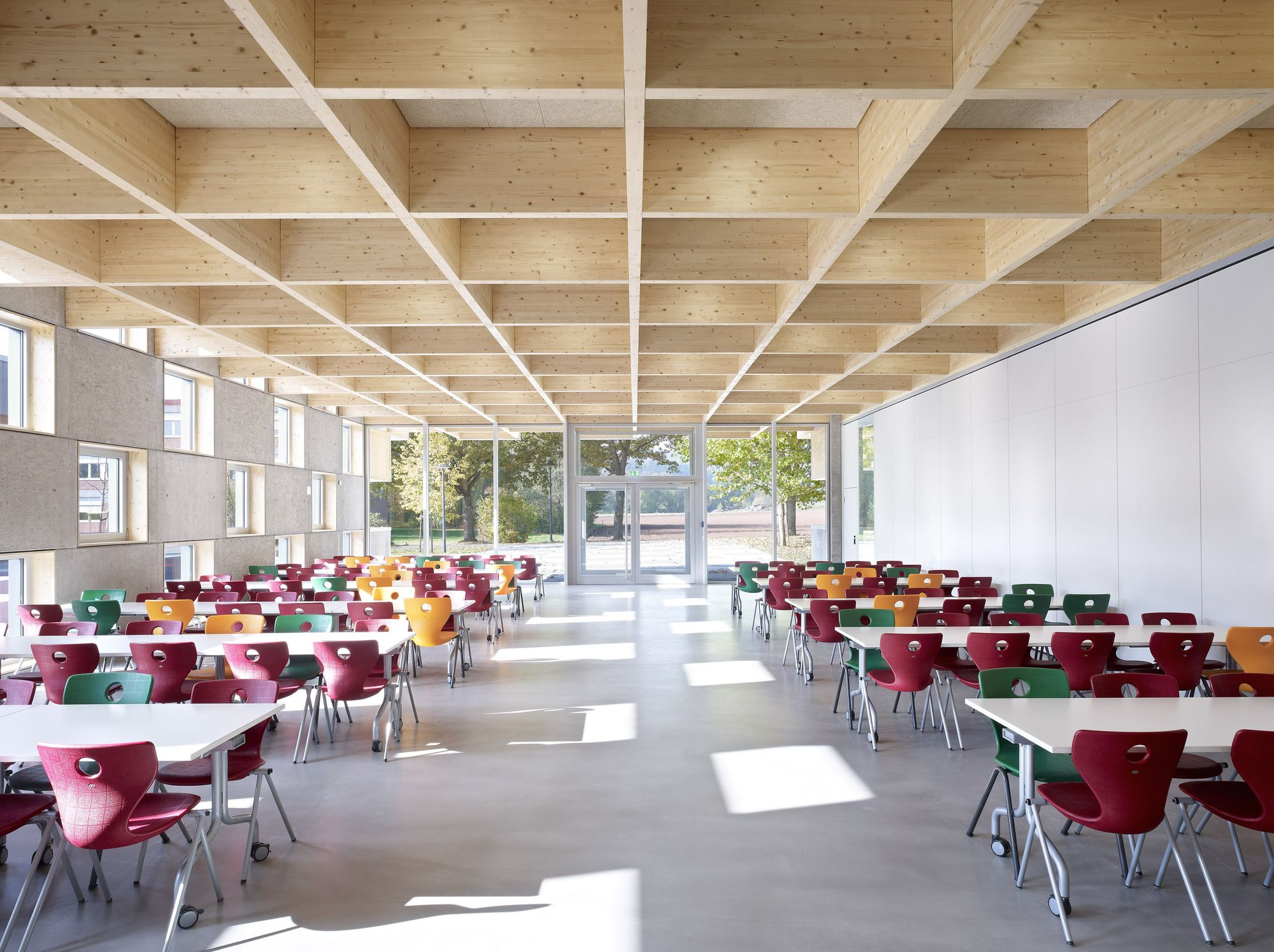 Interior design for school canteen pictures ideas for - Architecture and interior design schools ...