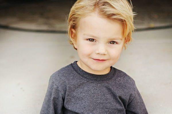 23 Trendy And Cute Toddler Boy Haircuts Inspiration This 2020