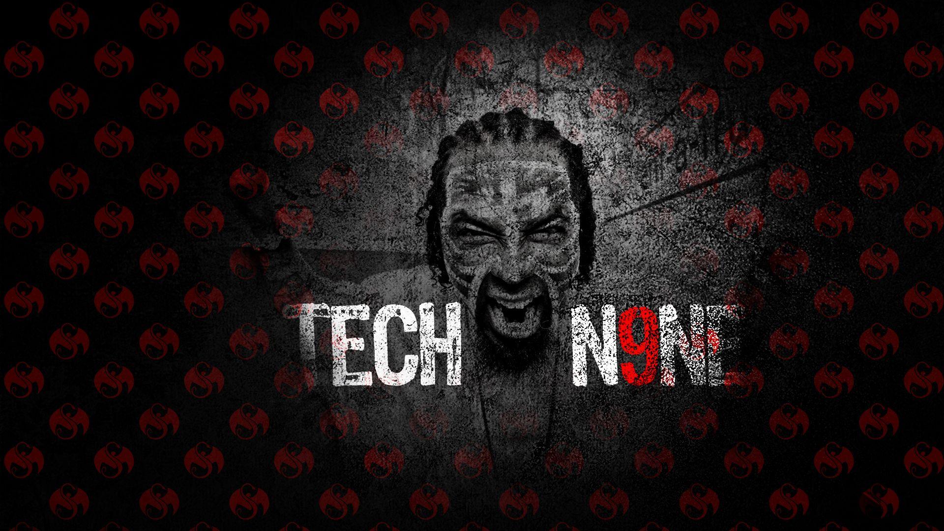 Strange Music Logo Wallpaper: Tech N9ne By Jkingar0und