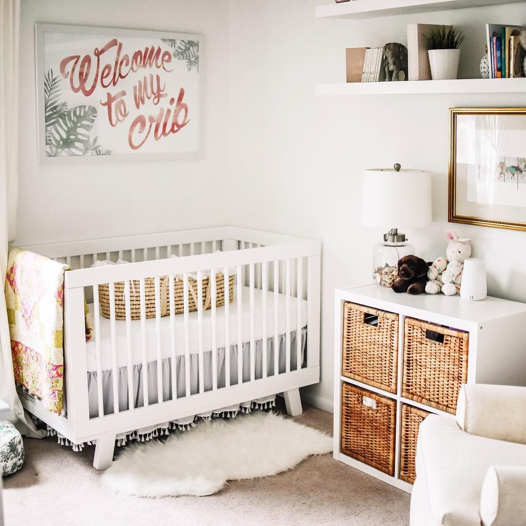 The Coolest Crib On The Block Babyletto Hudson Crib