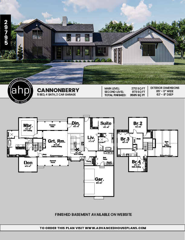 16++ 15 story modern farmhouse plans info