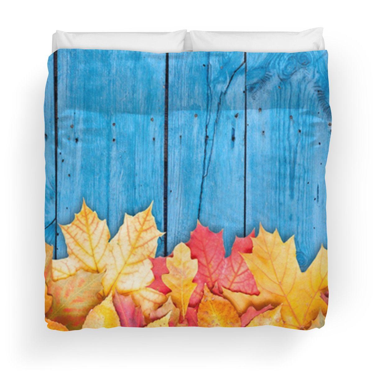 Halloween,fall,blue,wood wall,fall leafs,autumn,digital photo,modern,trendy