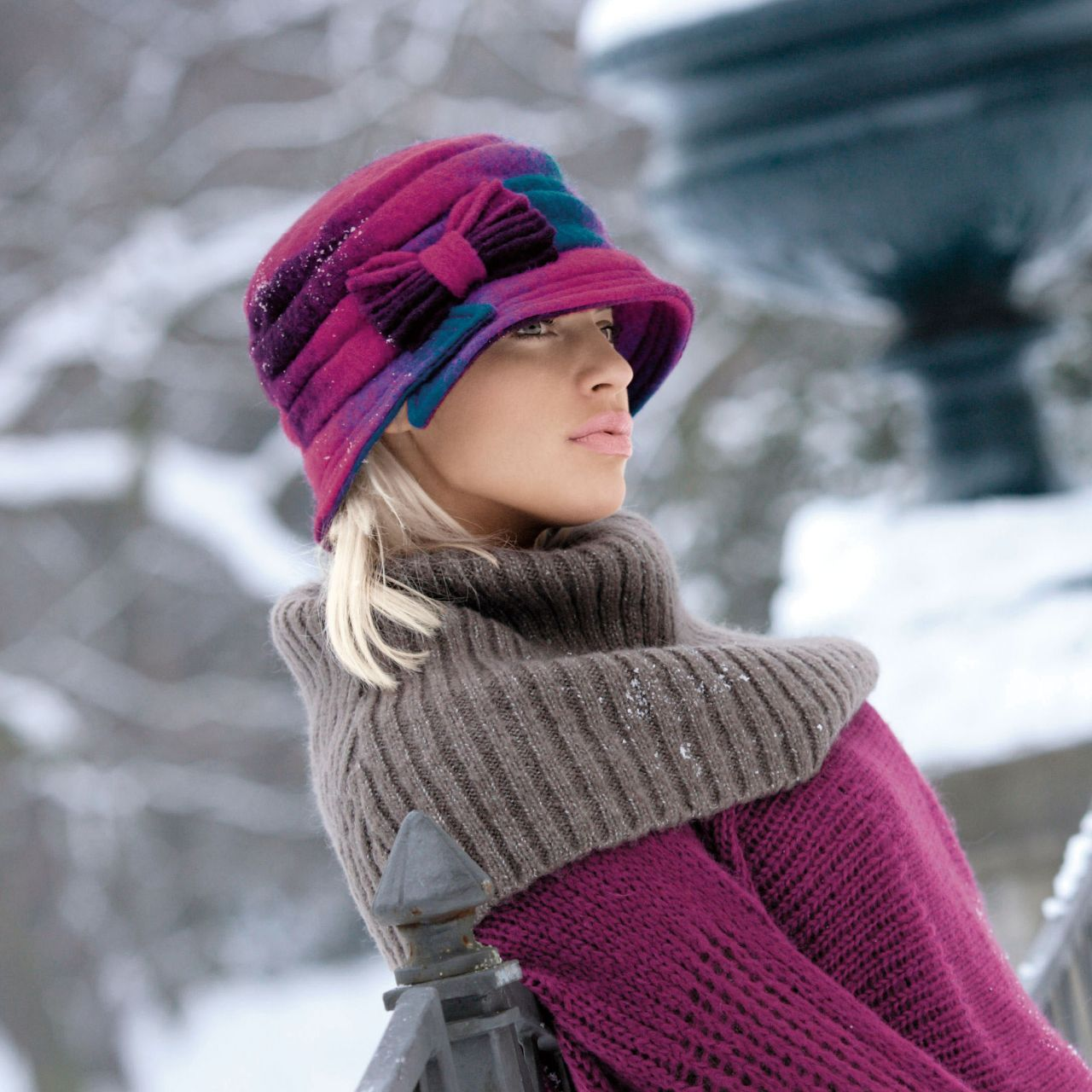 Romantischer Hut Roberta