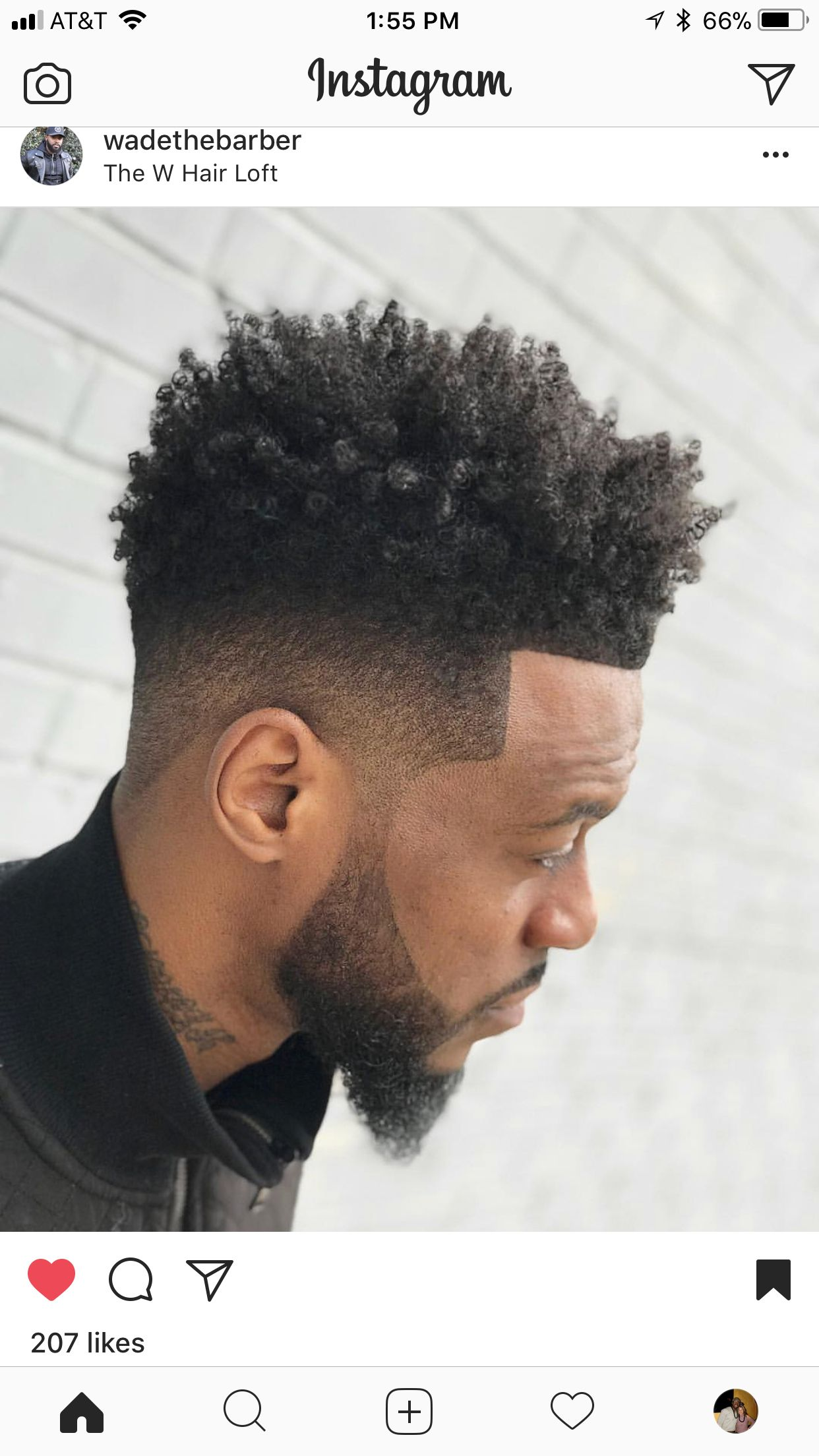 Clean    props to WadeTheBarber! | My Hairstyles in 2019