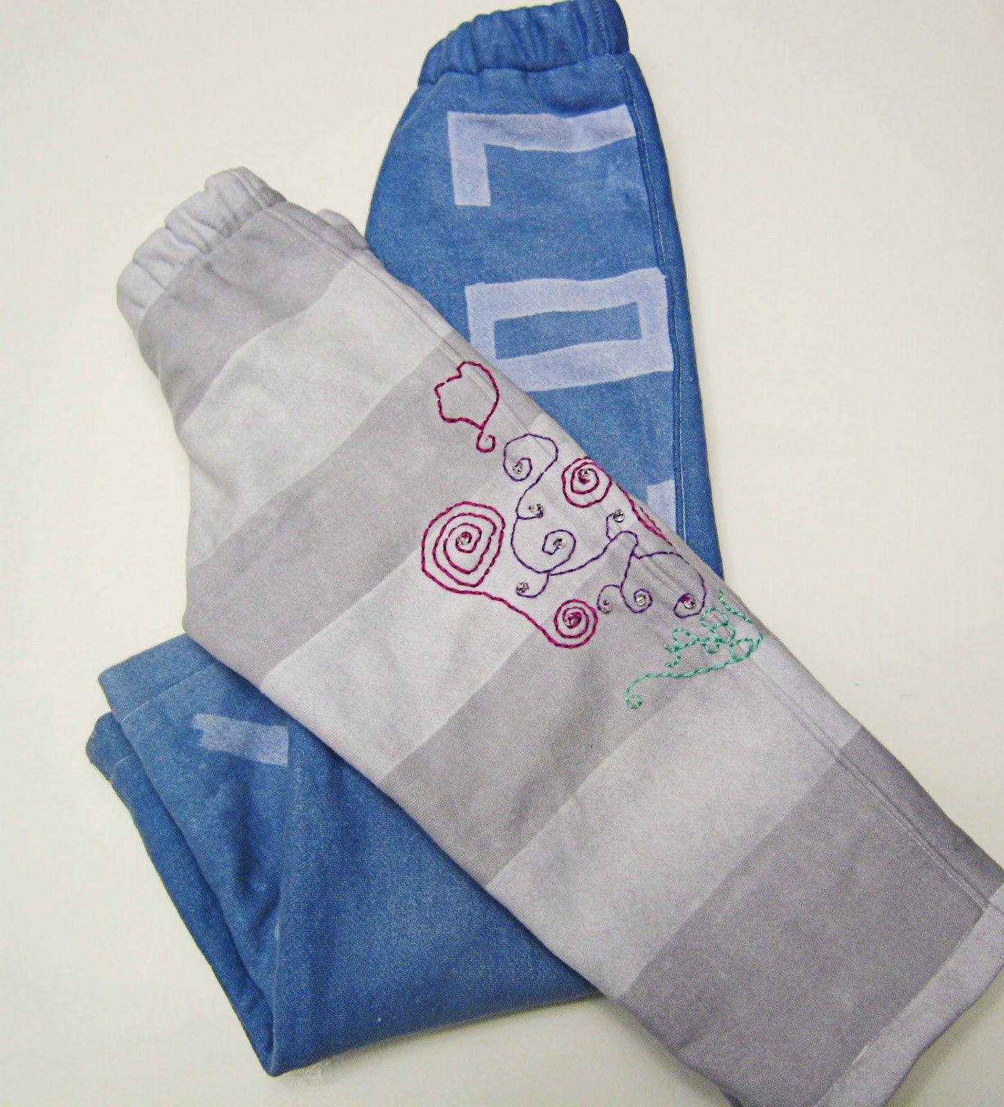 DIY Fabric Prints | Printing on fabric, How to dye fabric ...
