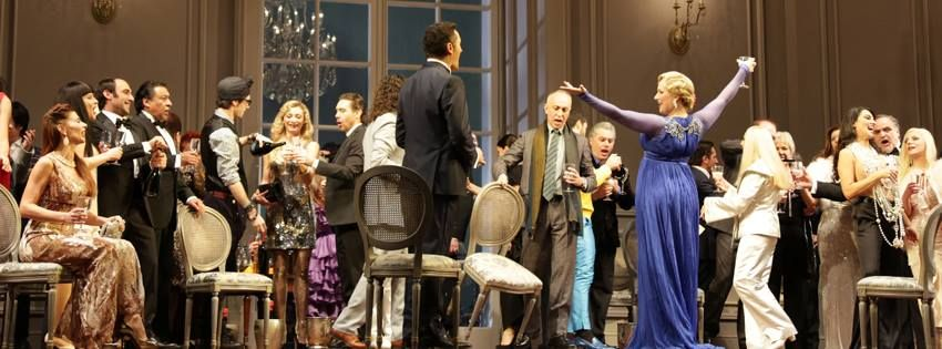 Teatro alla Scala's 13/14 season. Verdi's La Traviata.