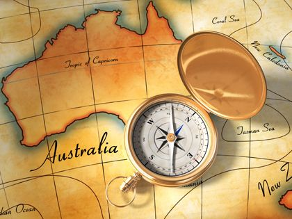 australia tourism australia tourist attractions map of australia