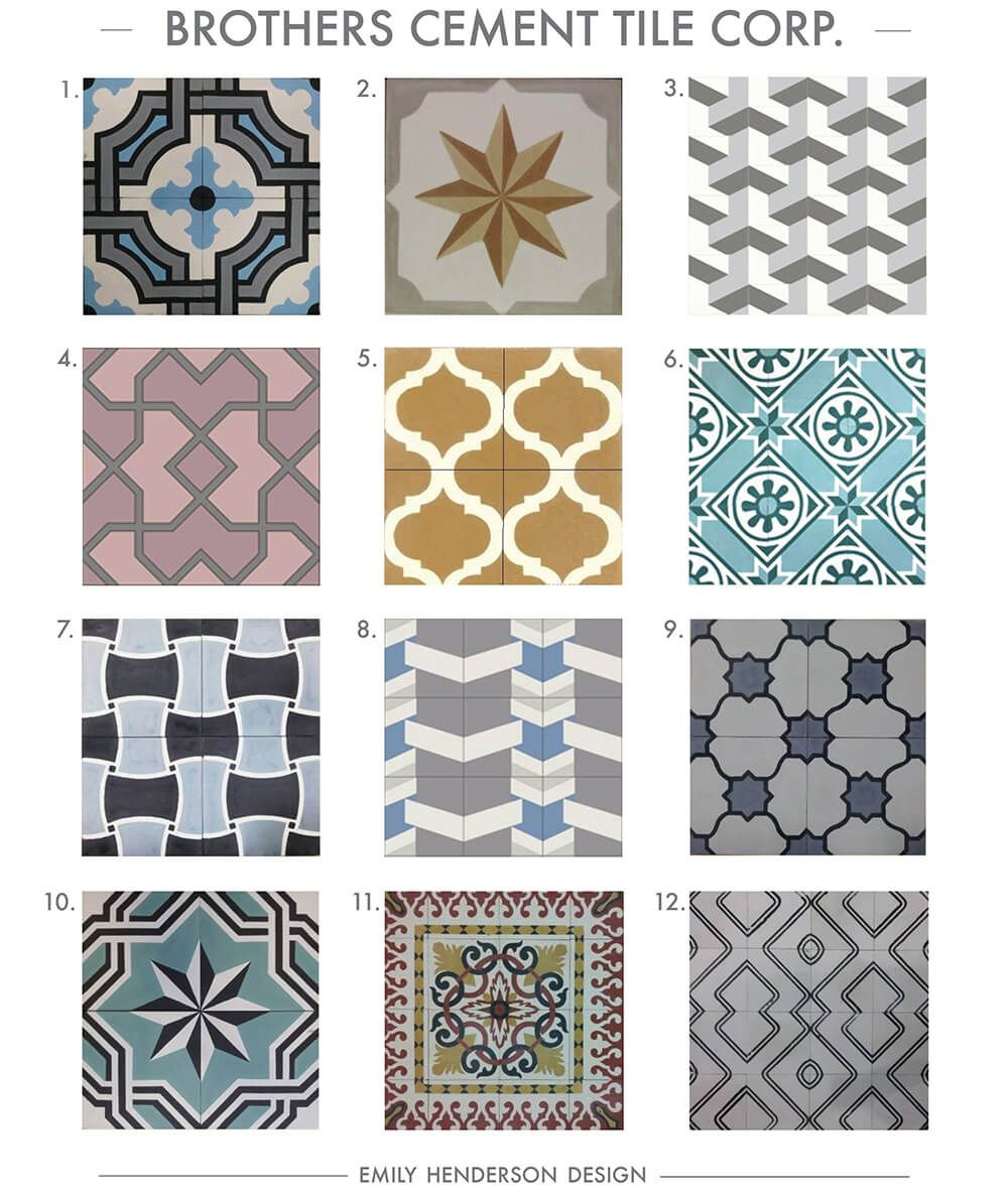 Where To Buy Cement Tiles | Rounding, Searching and Mind you