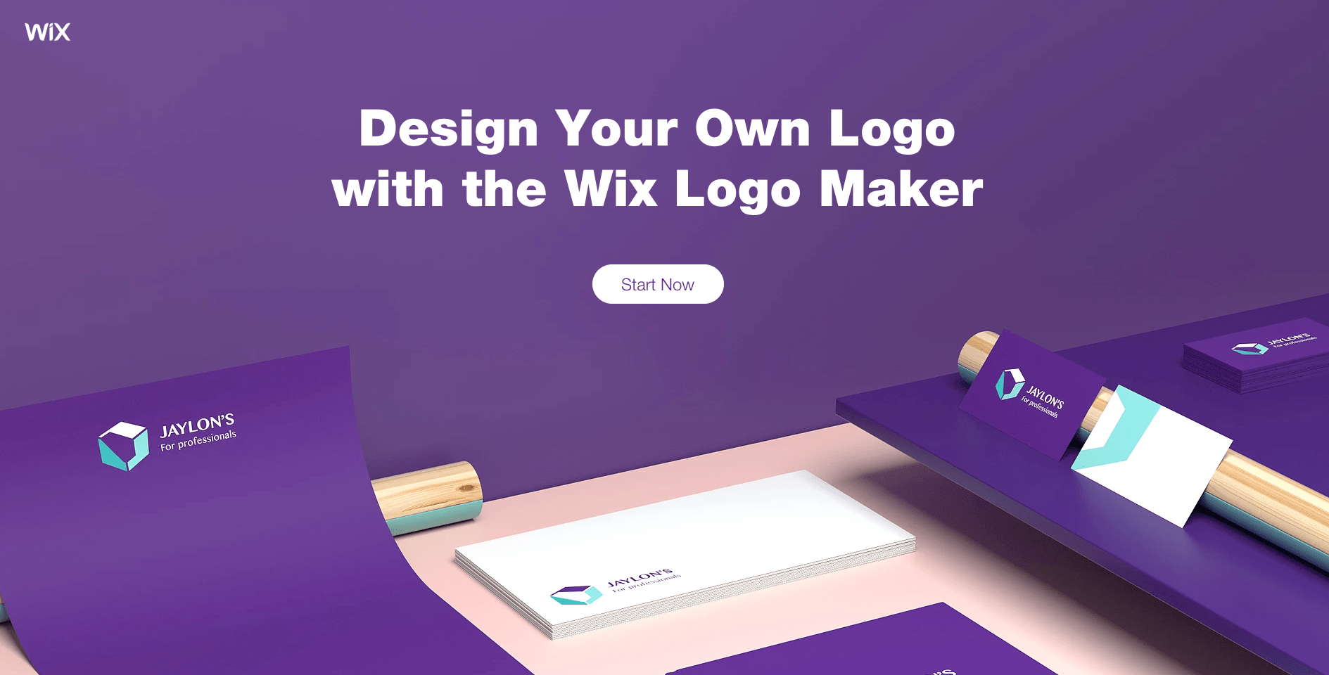 Create a logo with Wix (With images) Website builder