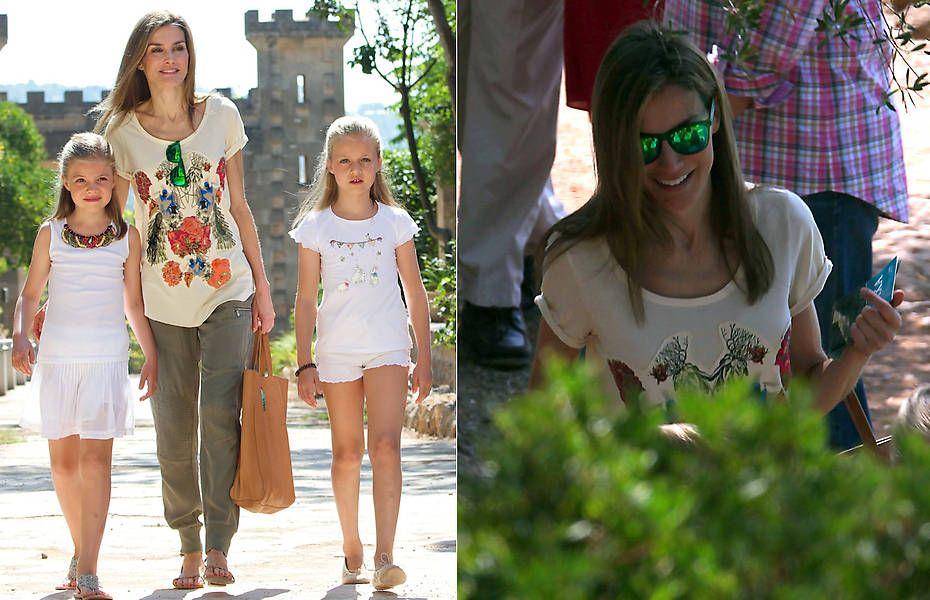 El 2014 de la reina Letizia en doce 'looks'