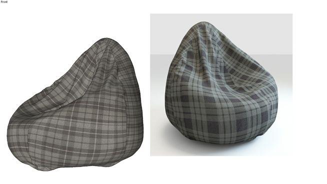 Awesome Bean Bag 3D Warehouse In 2019 Bean Bag Sketchup Model Bags Inzonedesignstudio Interior Chair Design Inzonedesignstudiocom