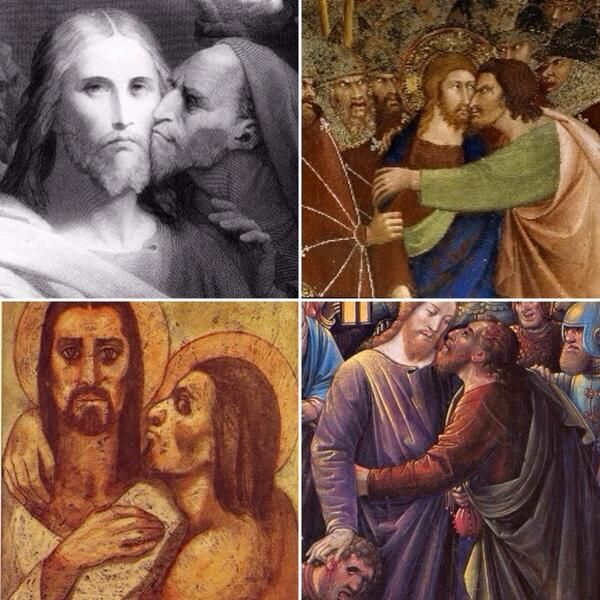 I Think Judas S Biggest Crime Was Never Understanding Personal Space Funny Art Memes Funny Art History Art History Memes