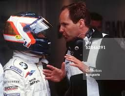 Yannick Dalmas, 4 times Le Mans winner (with G. Berger at BMW, 1999)