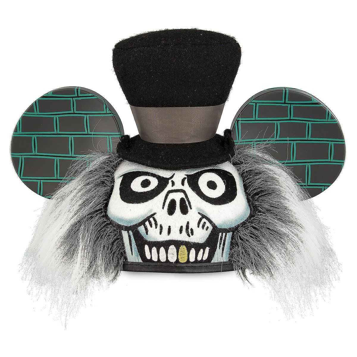 Hatbox Ghost Ear Hat The Haunted Mansion Disney ears