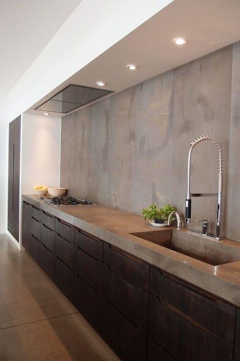 26 Top Modern Sink Design Ideas For Your Kitchen Page 19 Of 28 Modern Kitchen Interior Design Kitchen Modern Kitchen Design