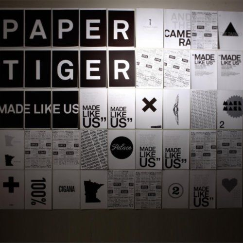 Paper Tiger Album Art and Singles