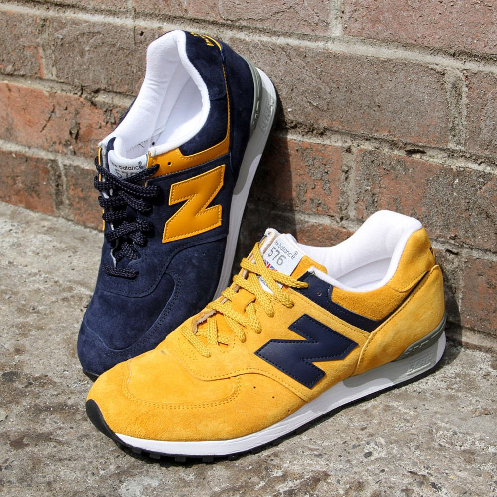 sports shoes 74ef9 e790b New Balance 576 Made In England Available To Pre Order ...