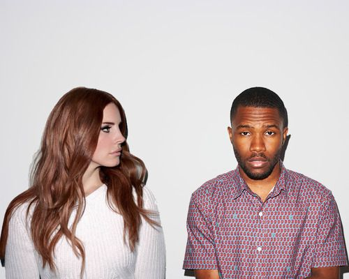 4b0fcc64b58814 Lana Del Rey + Frank Ocean. Too much awesome.