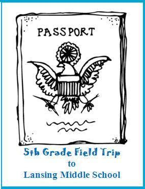 Field Trip To Middle School Transition To Middle School