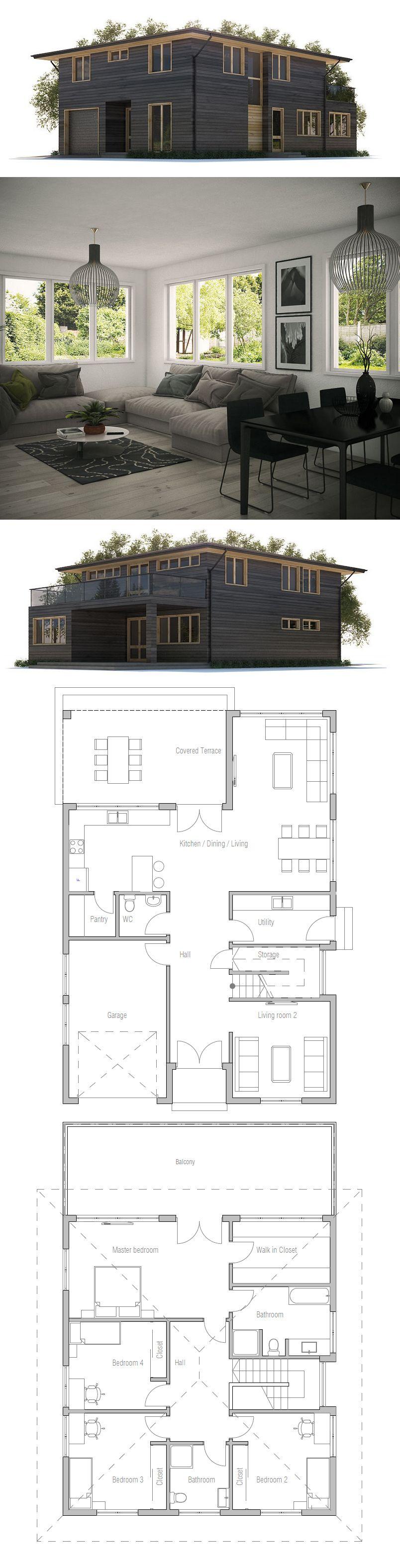 House Design 2015 Maquetes De Casas Arquitetura Casas Arquitetura E Urbanismo