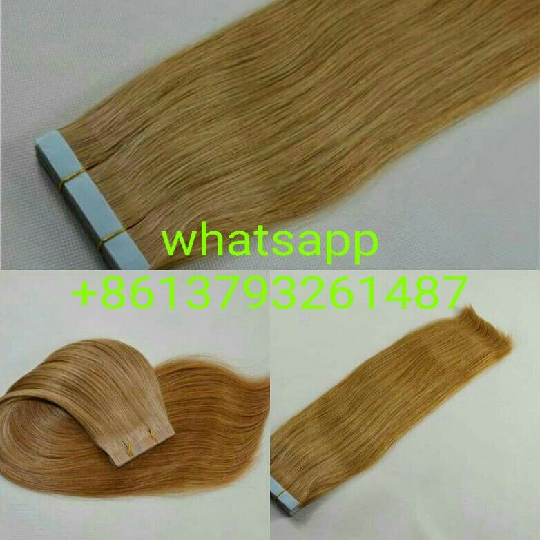 100gpc Tape Hair Extensionpply Single Drawn And Double Drawn