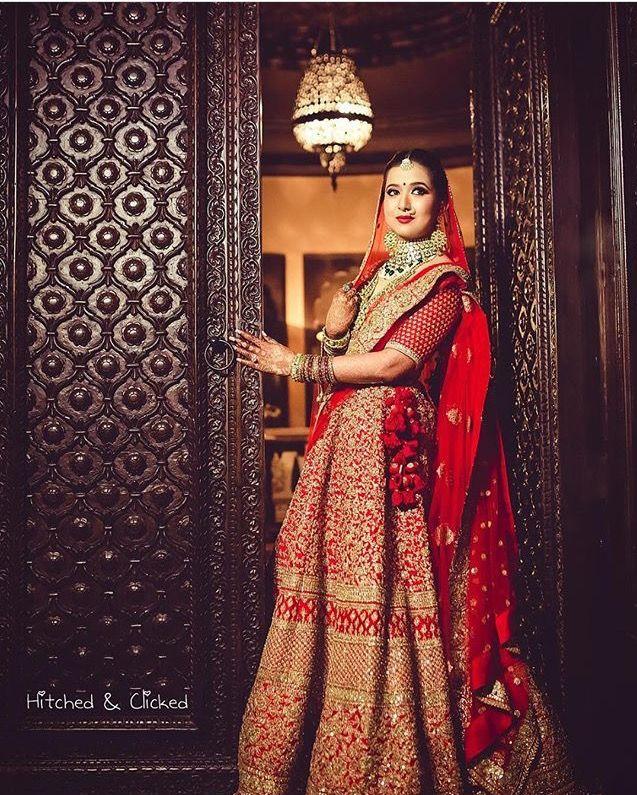 Pin by Shalini Tripathi on Indian bridal wear | Pinterest | Indian ...