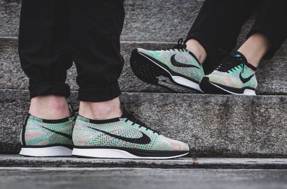 best service 7f431 14f05 The Nike Flyknit Racer Multicolor 2.0 Is Releasing Later This Week