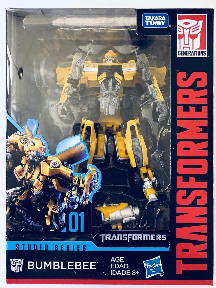 Takara Tomy Transformers Movie Studio Series Deluxe
