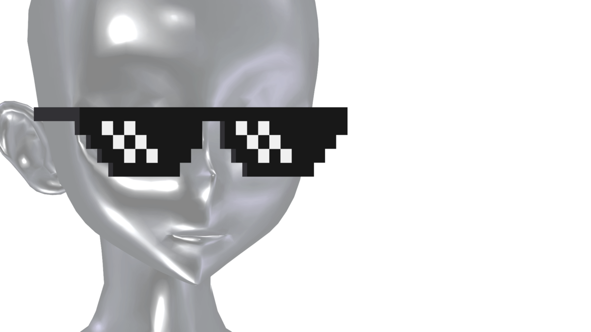 Mmd Mlg Glasses Download By Danna Mmd Deviantart Com On Deviantart Glasses Download 3d Art