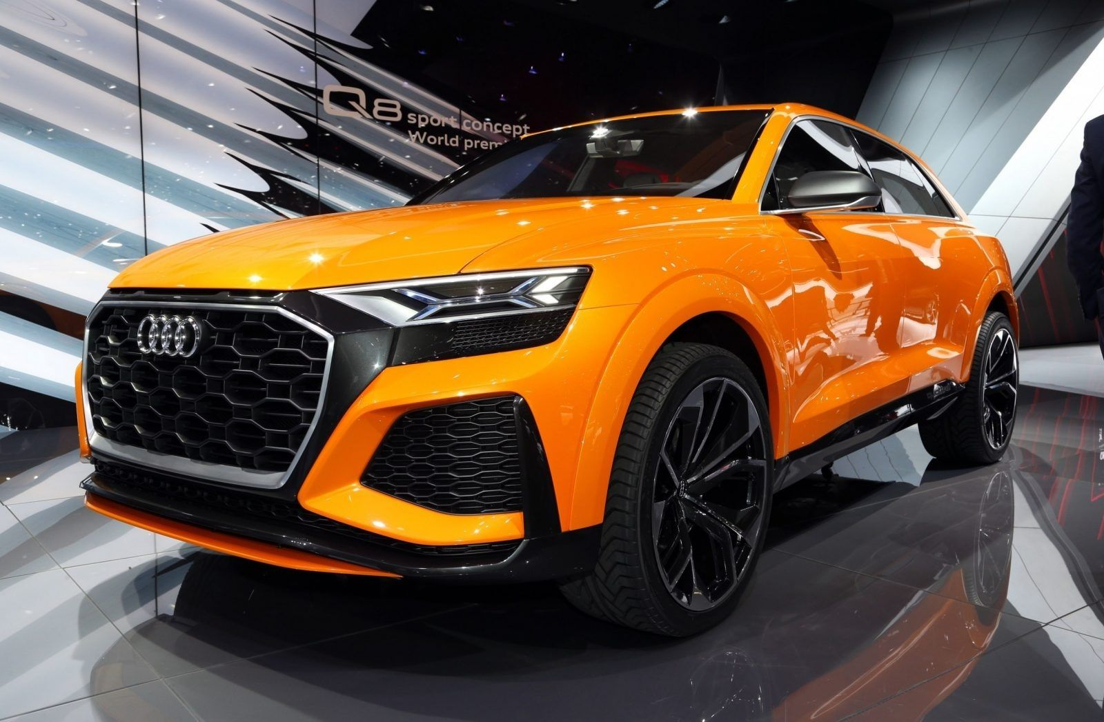 2019 Audi Q8 New Interior My Style Pinterest Audi Cars And