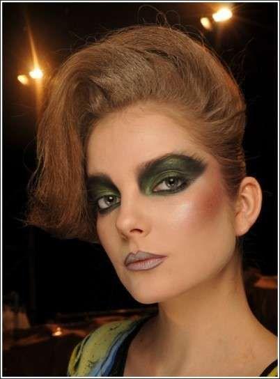 Maquillaje Años 80 Fotos Tendencias Pv 2014 442 Ellahoy