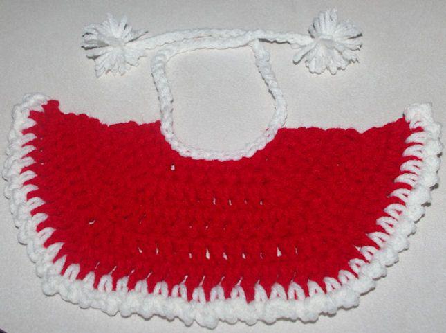 Fashion Doll Christmas Cape Free Crochet Pattern   crochet doll ...
