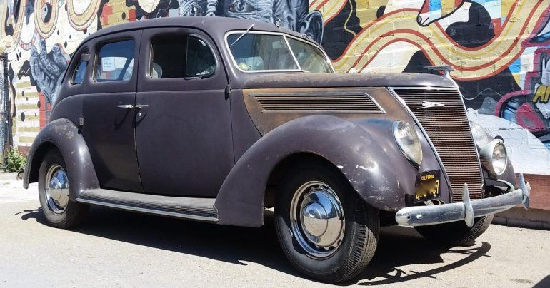 1937 Ford 81a Sedan Classic Cars Usa Cars Usa Ford