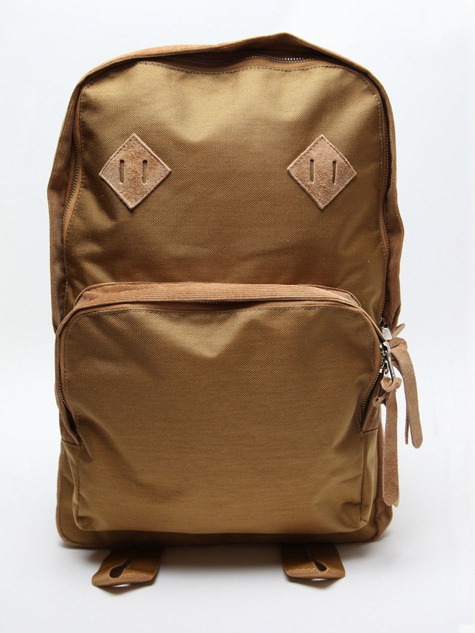 06cf12e9ffe White Mountaineering Selspan Corduroy Backpack | Quest for the ...