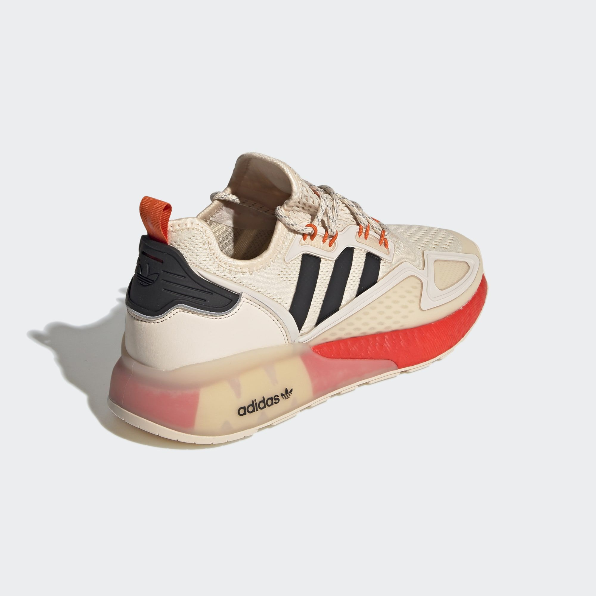 máquina de coser comer Oeste  adidas Sapatos ZX 2K Boost - Bege   adidas Portugal   Boost shoes, Adidas  zx, Adidas