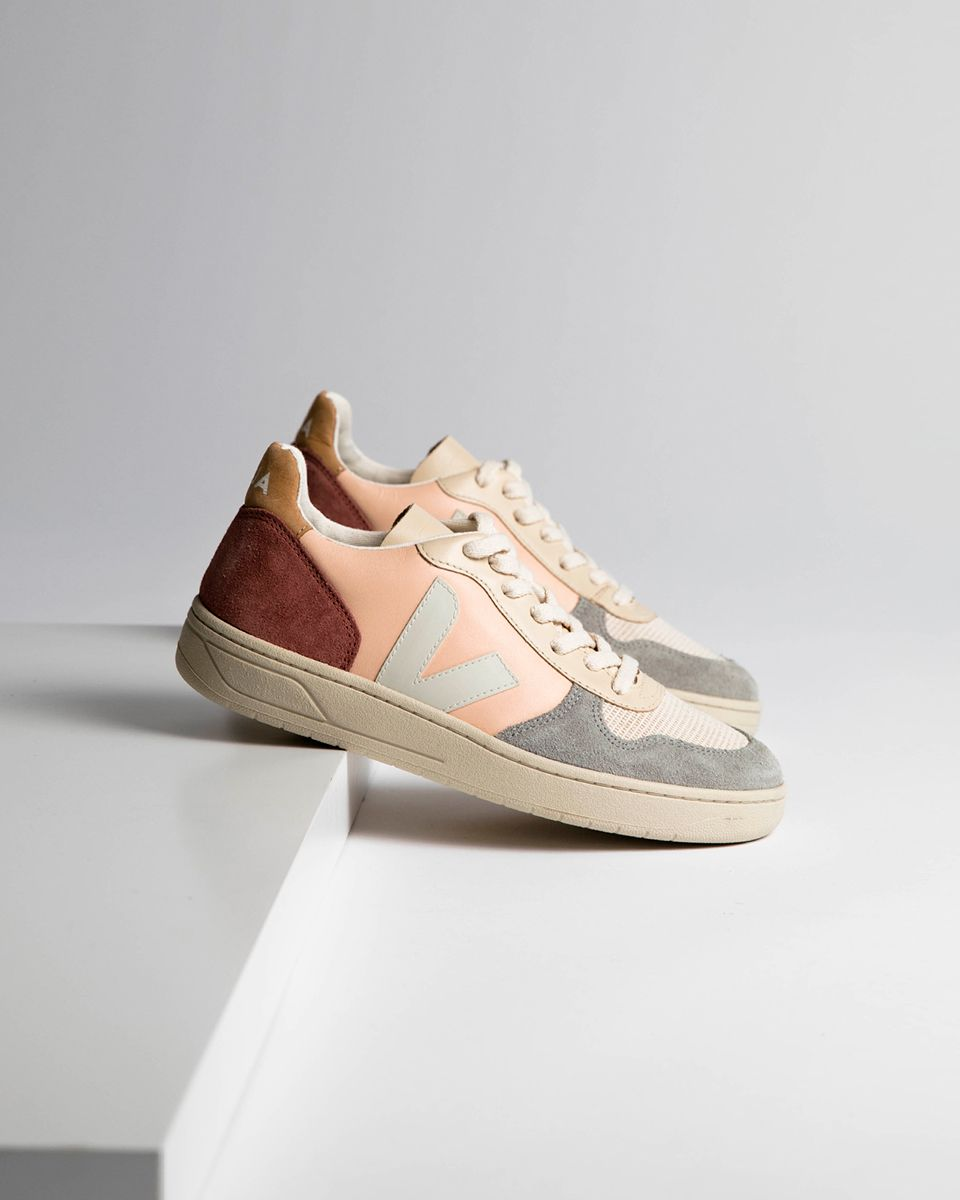 NEW IN. Check out our V-10 Multico Nude !  springsummer  veja ... baa4609fb36a2
