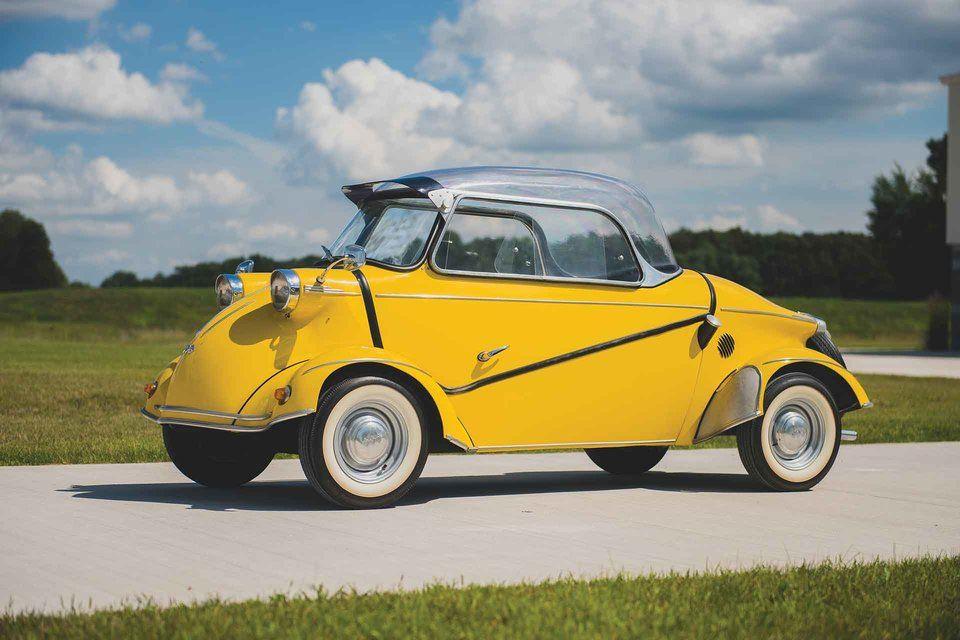 1960 F.M.R. TG 500 Tiger Minicar in 2020 Microcar