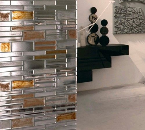 If you use glass blocks for your interior walls, you can create ...