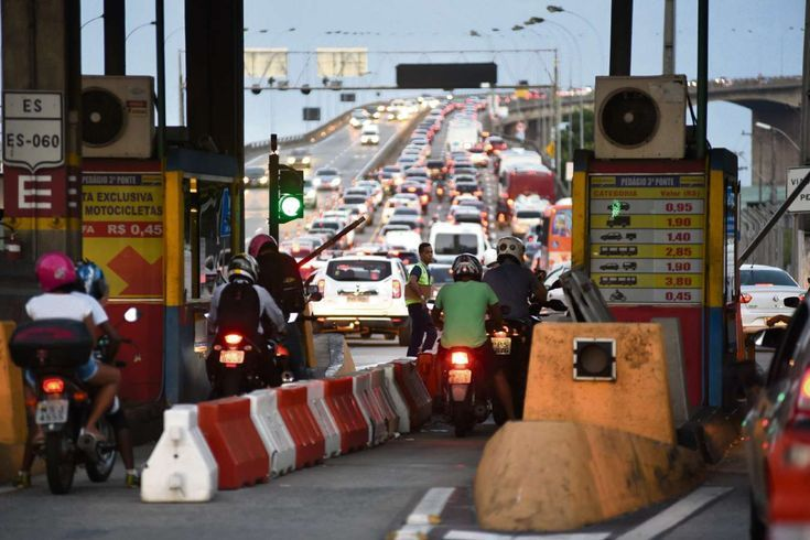 Motos não vão pagar pedágio nas novas concessões de rodovias - RK Motors