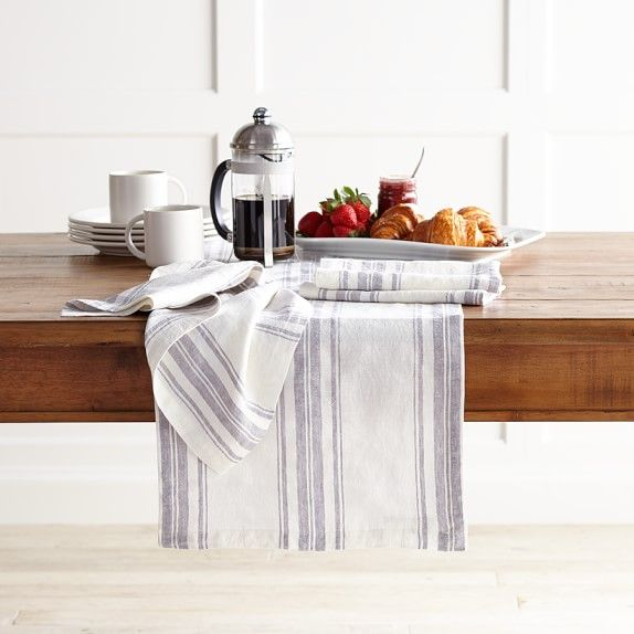 French Stripe Runner, Grapevine