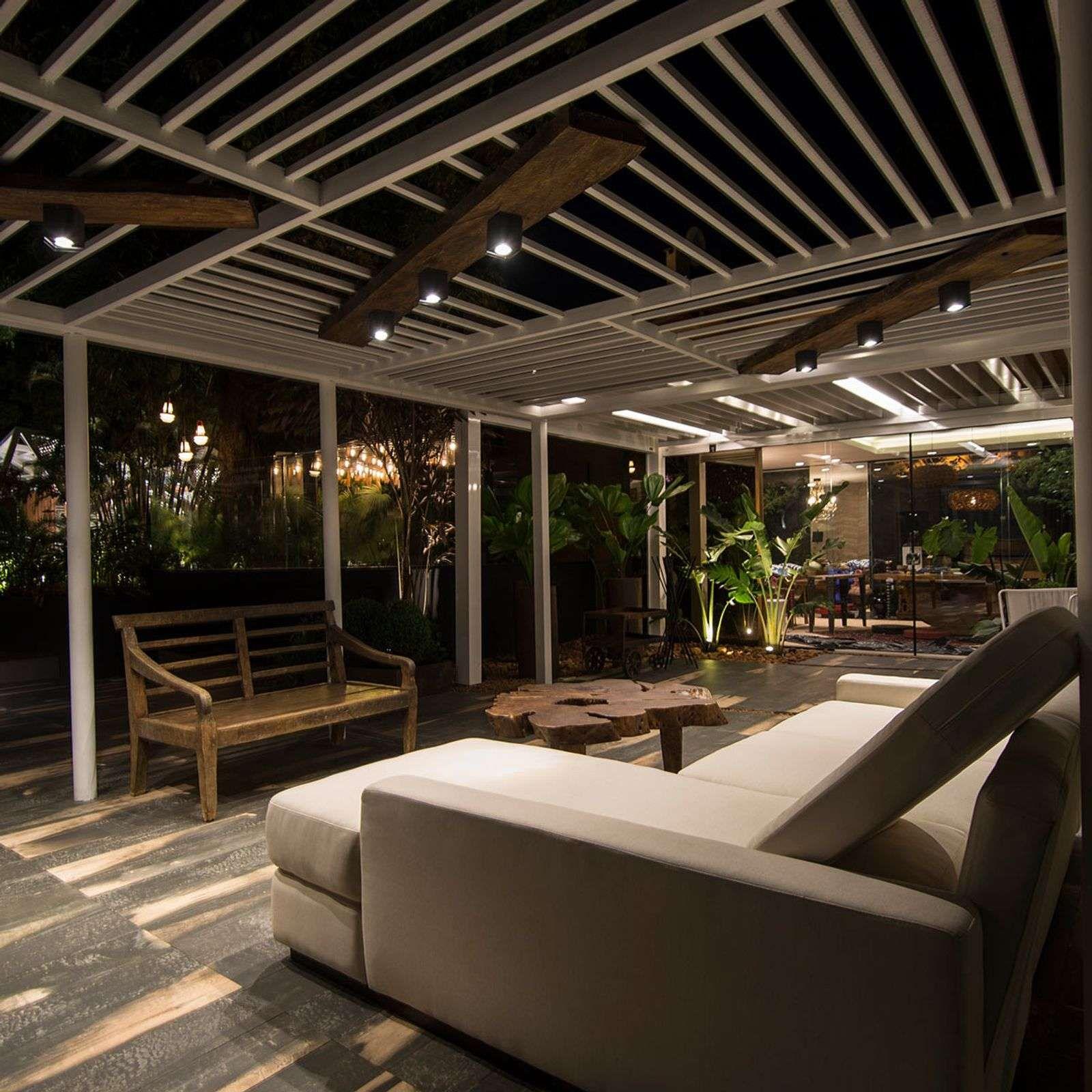 Spot Pour Plafond Led Tami Discret Pour Exterieur Idees De Patio Eclairage Terrasse Eclairage Exterieur