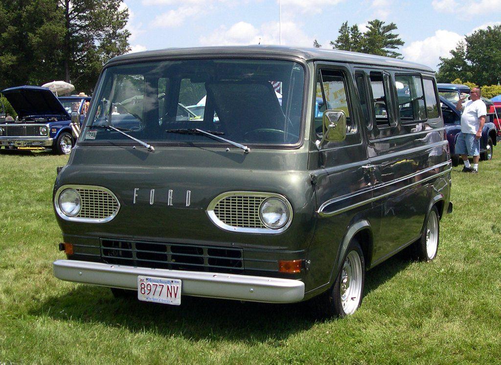 1972 Ford Econoline Van Another Vanner514 1972 Ford Econoline