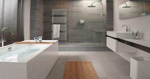 Fantastisc Inbouwspotjes Badkamer : Badkamer idee bathroom bathtub wet room bathroom bathroom