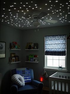 Lots of great star wars nursery ideas: death star lantern, light ...