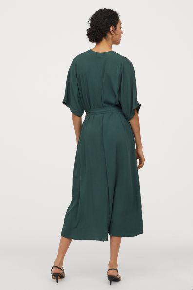 Ladies kaftan midi dress size 32