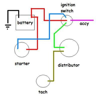 Small Engine Ignition Coil Wiring Diagram on small engine key switch wiring, small engine ignition coil replacement, small engine ignition diagram, small engine alternator wiring,